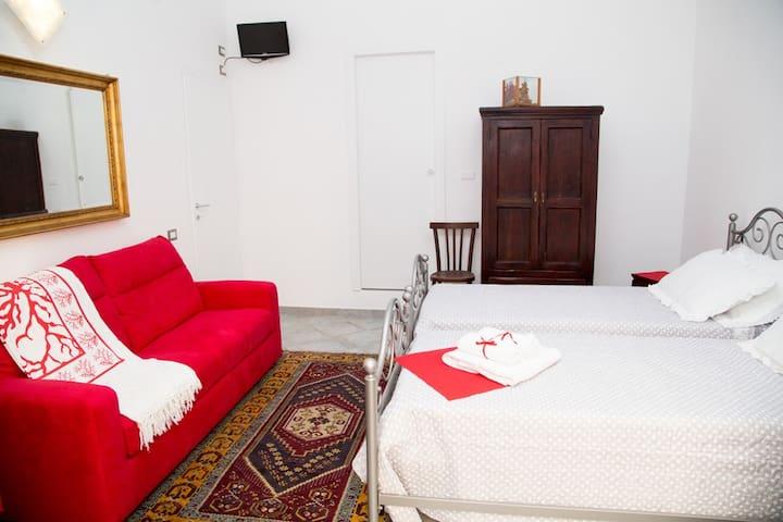 Appartamento Alghero Centro Camera Corallo