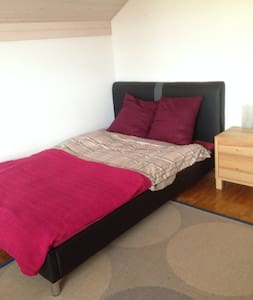 Pleasant room nearby Lausanne - Romanel-sur-Lausanne