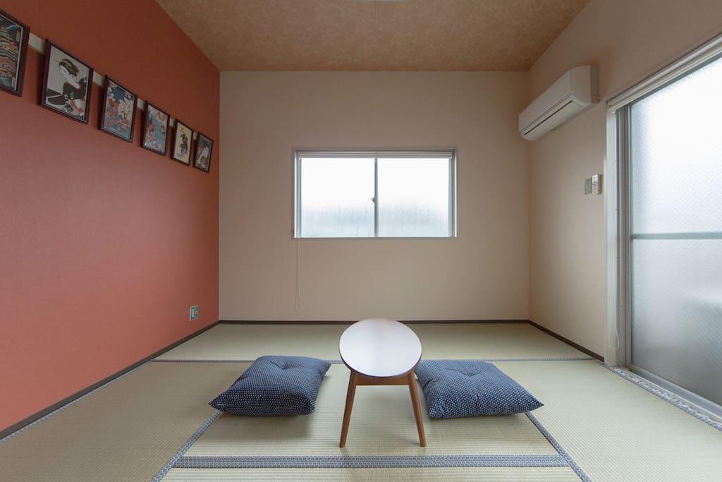 general studio in Kyoto