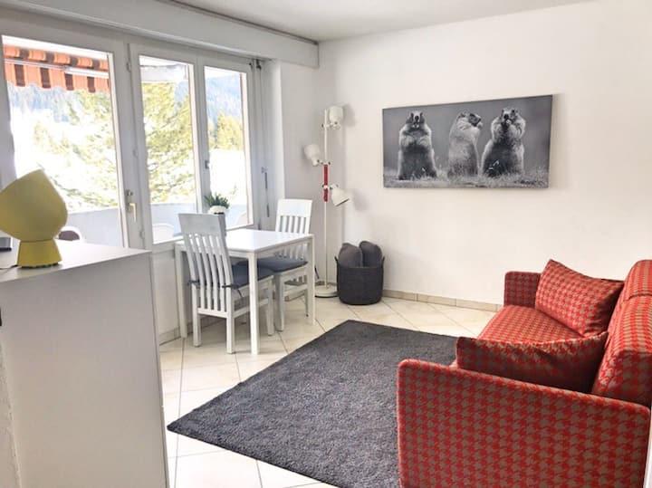 Stilvolles und gemütliches Studio in Davos