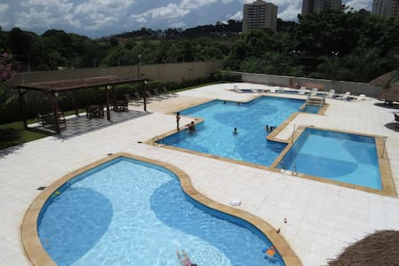 Apartamento Praça do Golf - Ribeirão Preto - อพาร์ทเมนท์