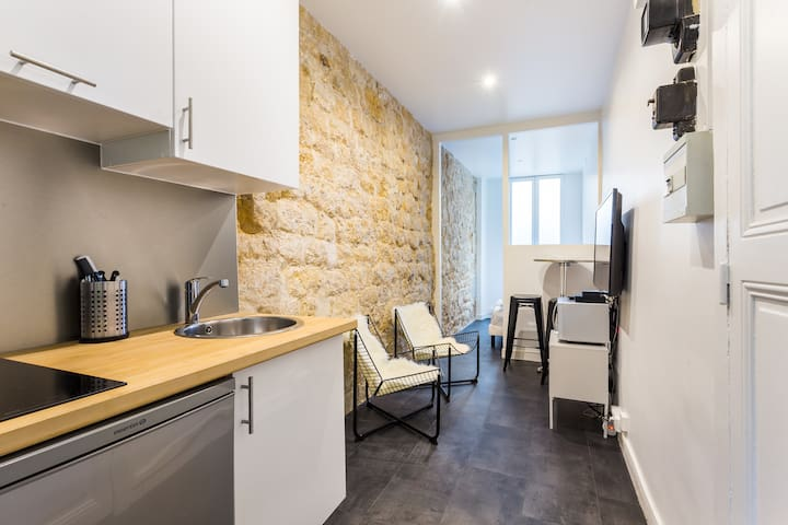Cosy apartment- 2P- Gare de L'est