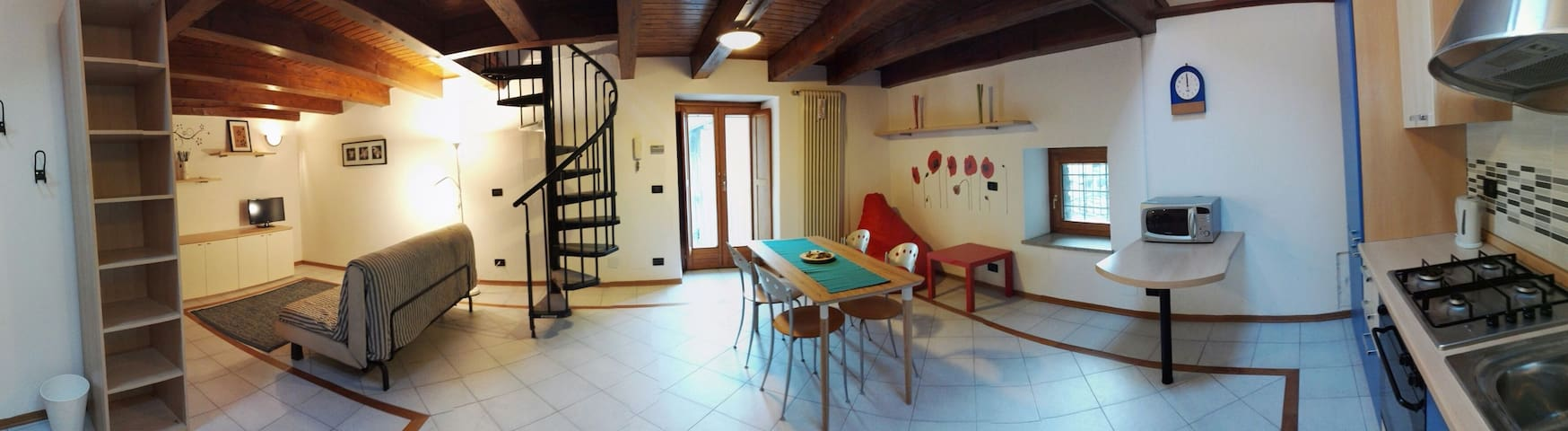 "Appartamento ""La Tor"" a Donnas - Donnas, Valle d'Aosta, IT - Daire"