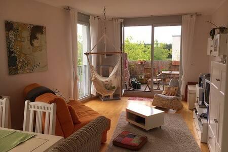 lichtvolle 100 qm Wohnung im Münchner Osten