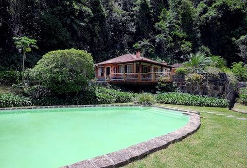 Maravilhosa Casa de Campo em Araras/Itaipava RJ