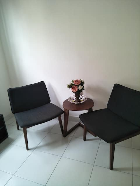 Simple & Private rooms for your Convenient stay