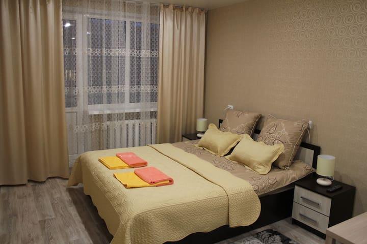 Уютная квартира на Киселёва