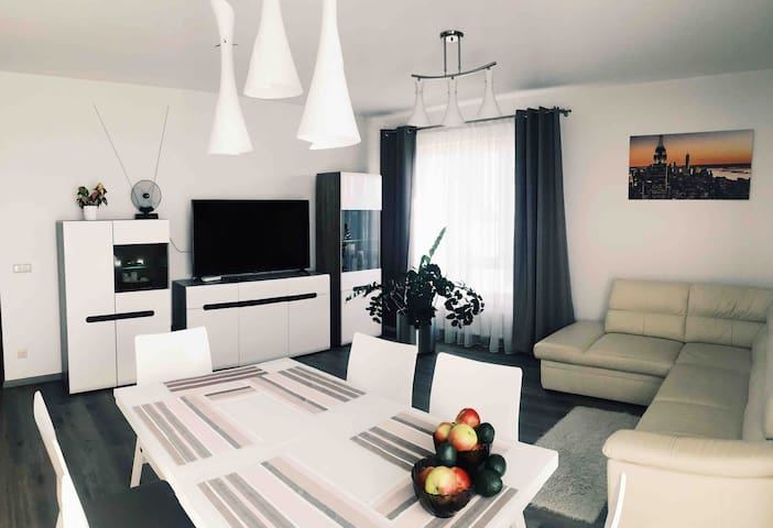 New and comfortable flat for your stay in Vilnius