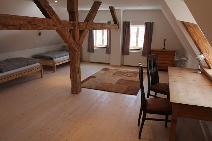 National Park - Stadt Wehlen Markthaus - Apartment