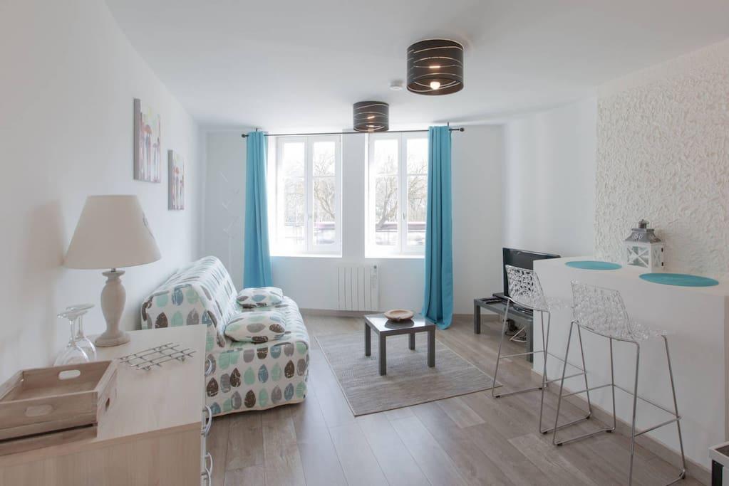 metz attitude studio ottawa de 1 2 personnes appartements louer metz lorraine france. Black Bedroom Furniture Sets. Home Design Ideas