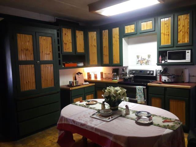 Escape to a quiet historic farm. - Carlsbad