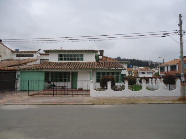 LA MARIA HOSTAL - Tunja - Dům