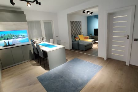 Apartament Family Blue