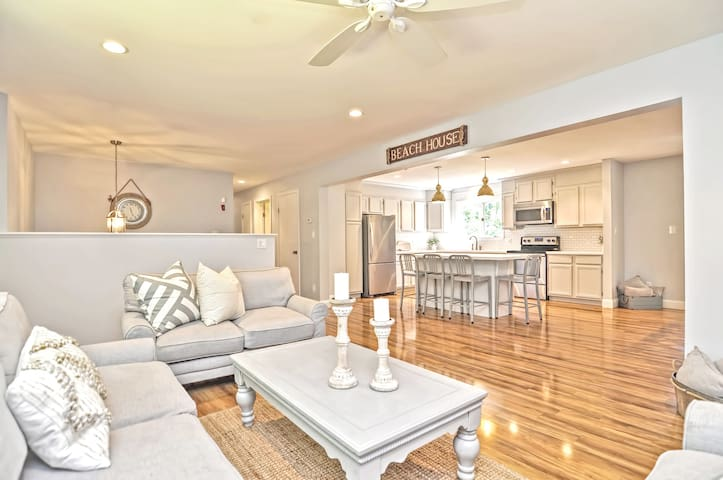 Open Concept near Nickerson State Park