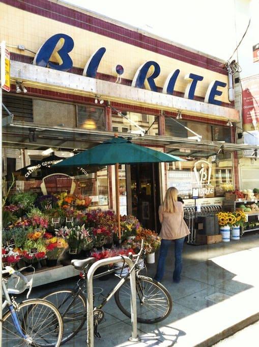 Photo of Bi-Rite Market in Mission District
