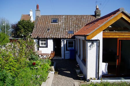 Lily's Cottage - pretty seaside house near beach. - Crail