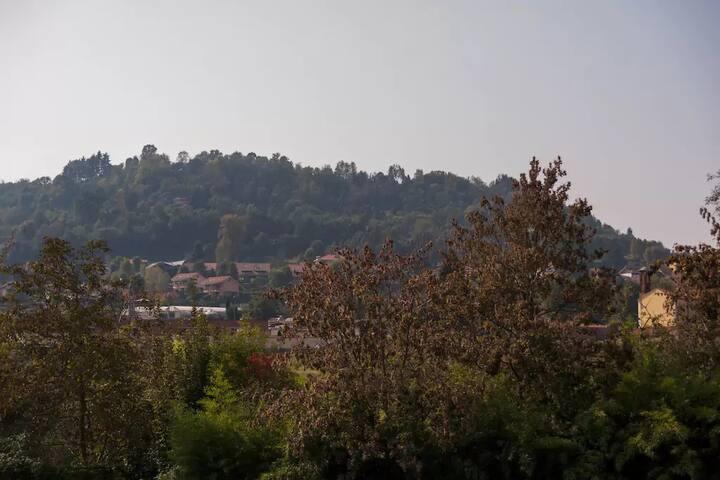 Alloggio nei pressi della collina Torinese