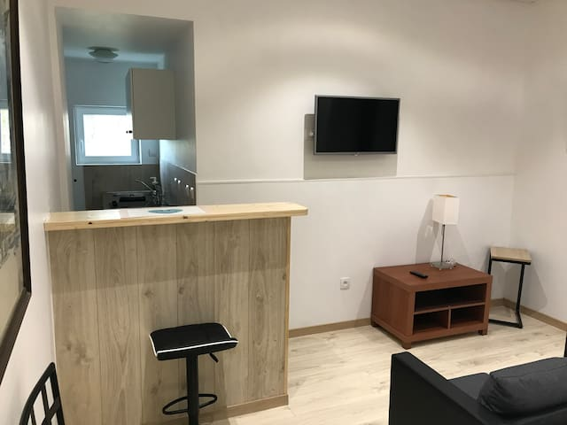 Studio meublé tout confort GOLFECH N°2
