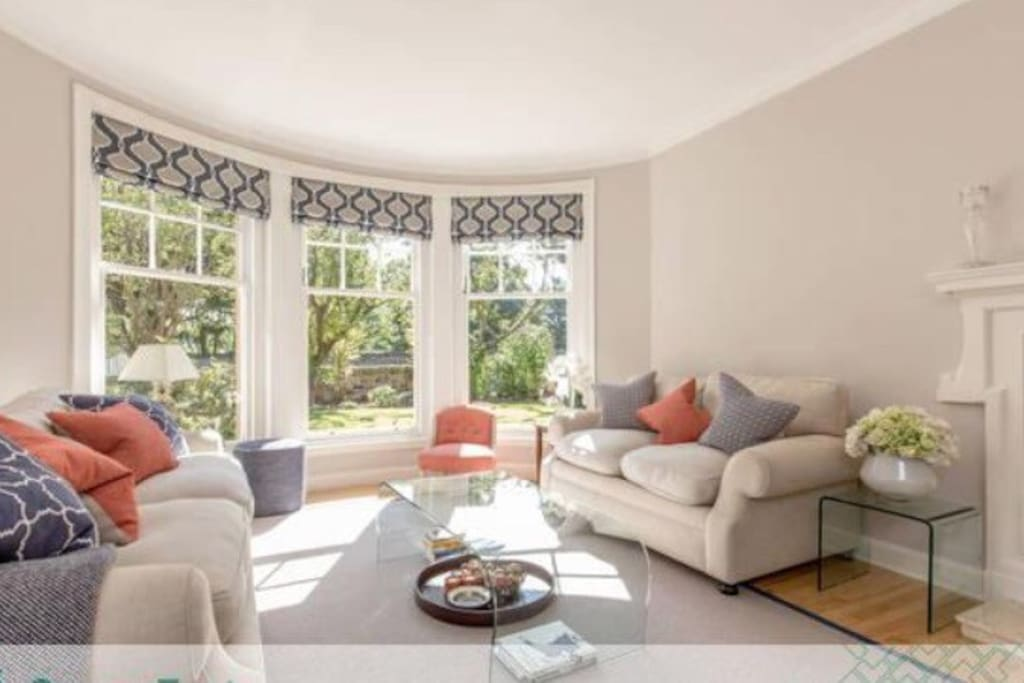 Stunning House Close To City Centre Beach Houses For Rent In Edinburgh Scotland United Kingdom