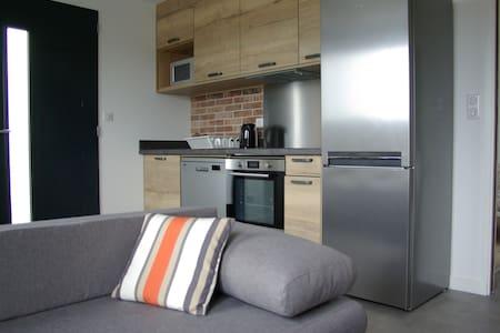 Bel appartement entre terre et mer