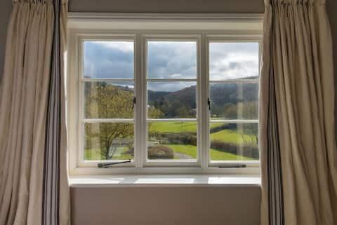 A stunning Riverside farmhouse on Exmoor