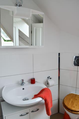 Badezimmer - Bath Room