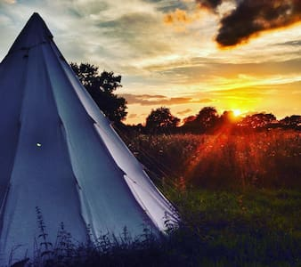 Wild Harvest Tipis and Activities - Thenon
