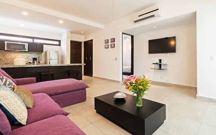 Just like Home! 5-start amenities