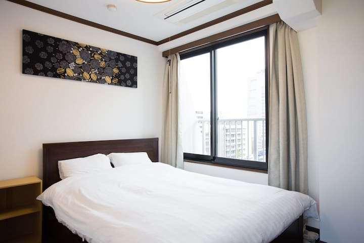 Near Osaka Castle Luxury Room C - Chūō-ku, Ōsaka-shi - Byt