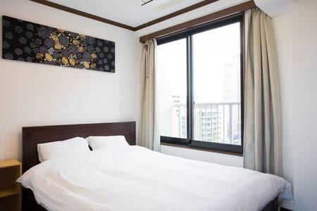Near Osaka Castle Luxury Room C - Chūō-ku, Ōsaka-shi - Wohnung