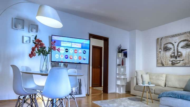 Neat & charming apartment Ludwig-Richter-Straße
