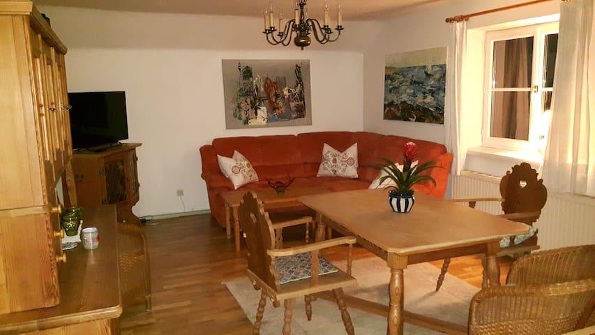Gemütliche Wohnung in Salzburg - Wals - Apartamento