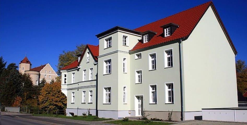 3 Zimmer Wohnung im Zentrum - Spremberg - Apartamento