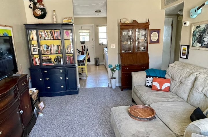 Private bedroom in walkable College Park