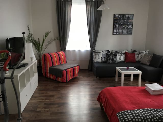 Apartment P.R. - Prague - Flat