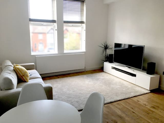 Nice Central Chorlton Flat - Manchester - Apartment