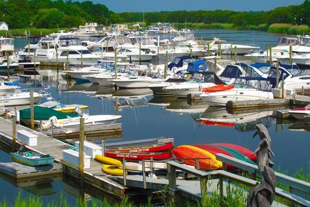 Houseboat at Treasure Cove Marina - Riverhead - Casa