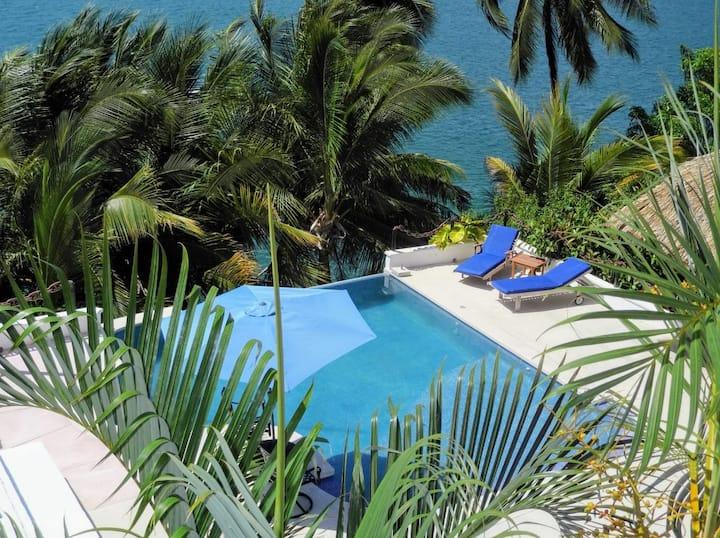 Espectacular villa en Acapulco tradicional