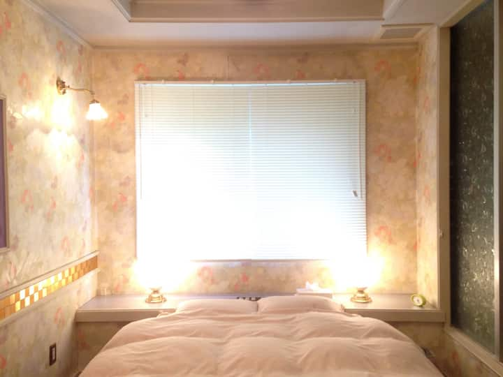 Renovated Motel, enjoy Mt.Fuji, BBQ & Yacht (NMZ3)
