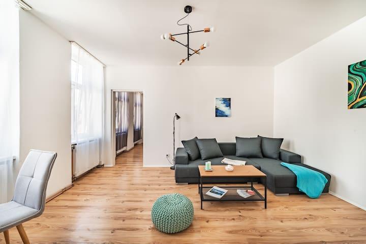 Ema's beautiful stylish apartment