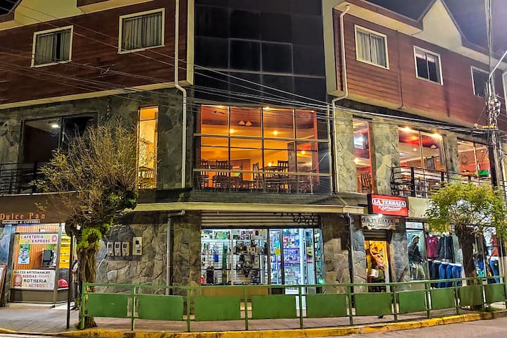 HOTEL PLAZA LOS LEONES