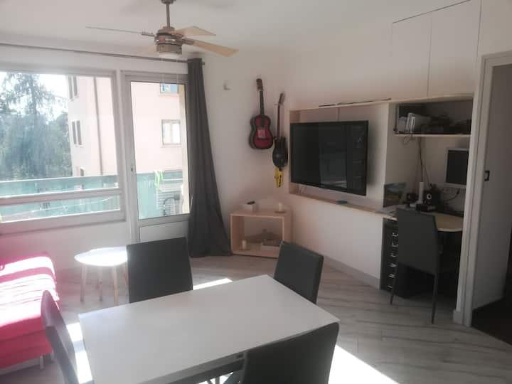 Appartement T4 en centre ville