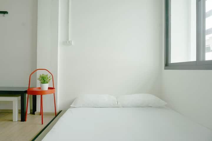 Platinum apt. 2 Floor Studio room, Pratunam area