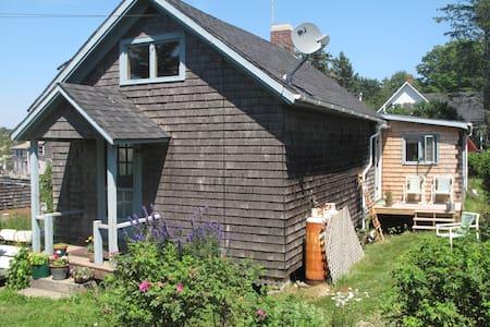Shumaker Studio on Monhegan Island - Monhegan - Rumah