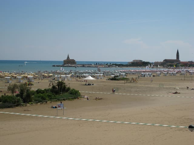Beautiful apartment sea view - Caorle - Apartment