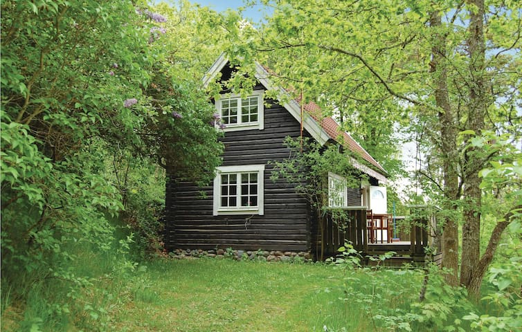 Holiday cottage with 2 bedrooms on 50m² in Vetlanda