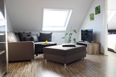 tolle Wohnung nahe der Schweiz - Wehr - Appartement