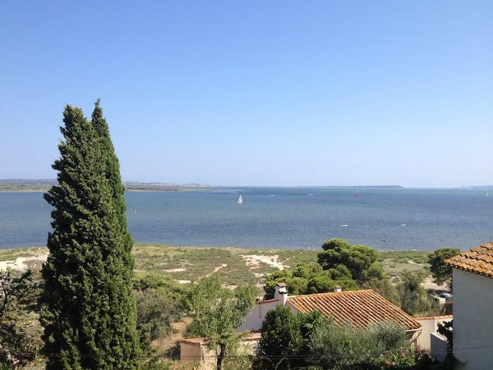 Appartement avec vue magnifique sur lagune