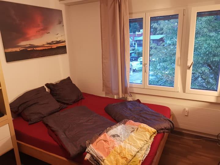 Wohnung für Übernachtung zum ESAF