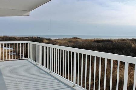 OCEAN 21:  Beautiful 2Bed 2Bath Oceanfront Condo - Brigantine - Condominium